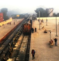 Katihar Station Day