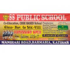 SS Public School