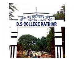 DS COLLEGE KATIHAR